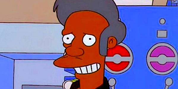 Apu Nahasapeemapetilon Hank Azaria The Simpsons Fox
