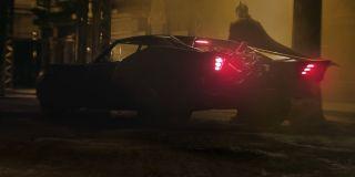 The Batmobile of The Batman