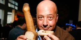 Andrew Zimmern's Favorite Food Is Not What You Would Guess