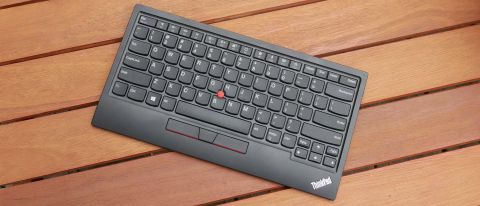 Lenovo ThinkPad TrackPoint Keyboard II review