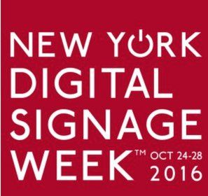New York Digital Signage Week to Host Free Webinar