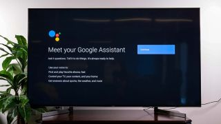 How to set up Google Assistant on Sony Android TV