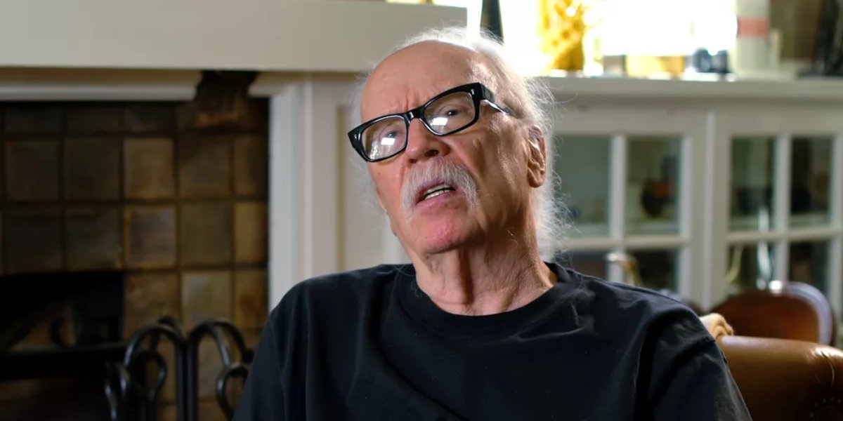John Carpenter in In Search of Darkness