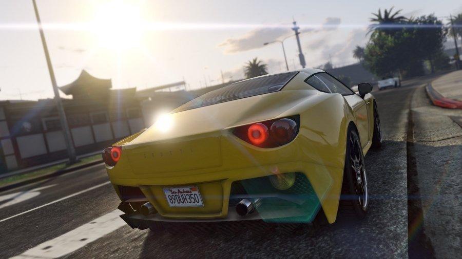 GTA 5 Trailer, Screenshots Showcases 1080p Gameplay