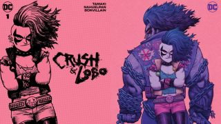 Crush & Lobo #1