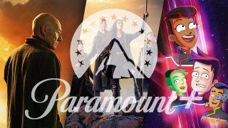 Paramount Plus key art