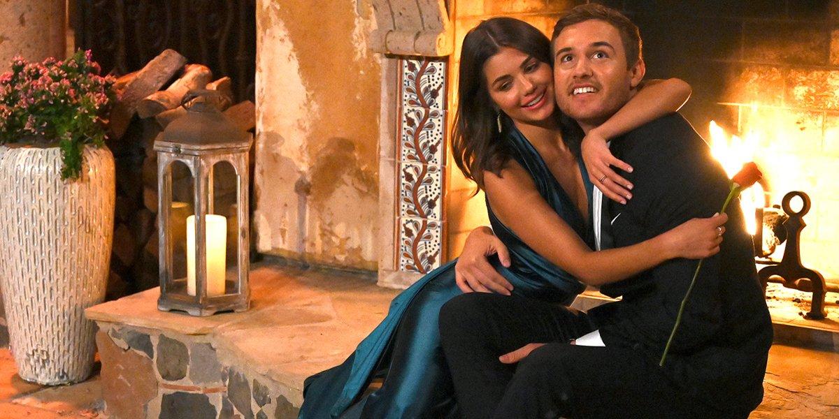The Bachelor 2020 premiere Hannah Ann and Peter ABC