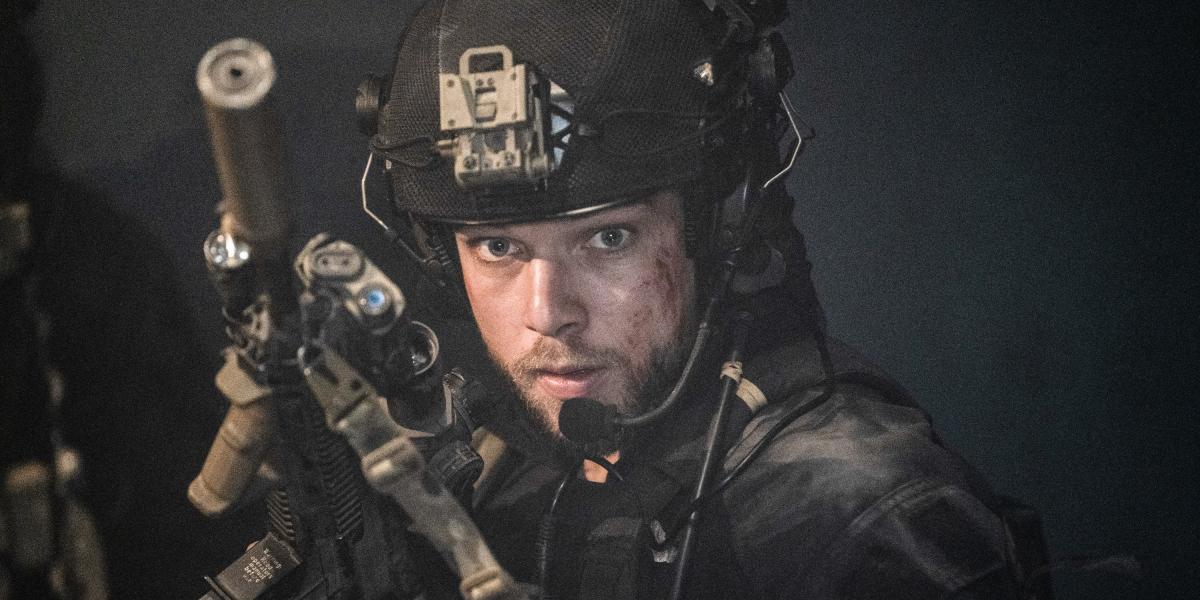 SEAL Team Max Thieriot Clay Spenser CBS