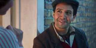 Lin-Manuel Miranda in Mary Poppins Returns