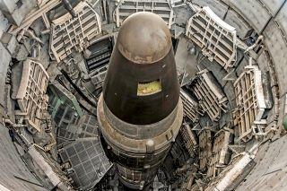 Titan II intercontinental ballistic missile