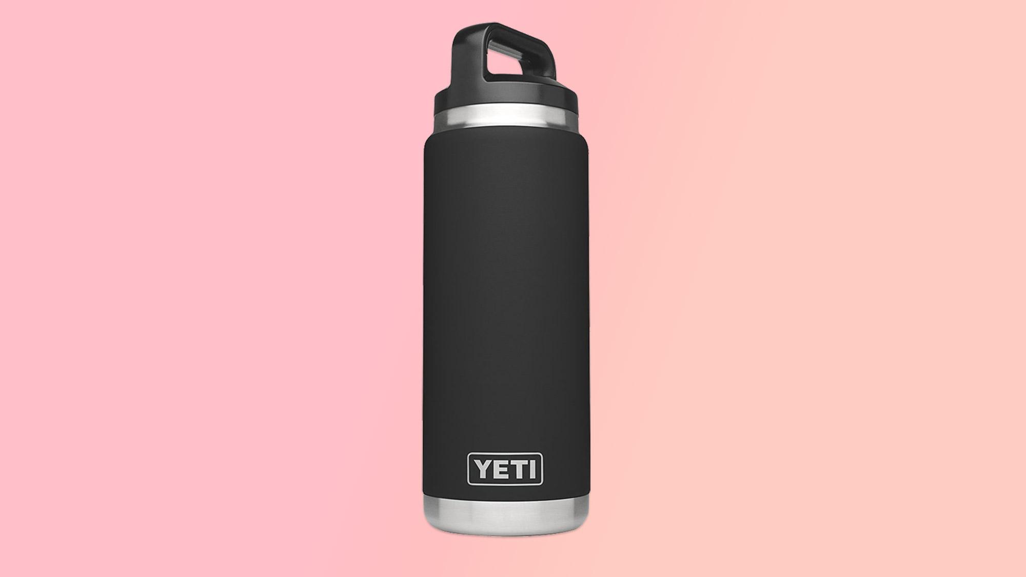 best water bottles: Yeti Rambler
