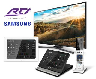 RTI Introduces Driver for IP Control of Samsung 4K UHD TVs