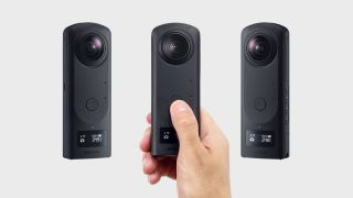The brand new Ricoh Theta Z1 51GB is the same old Ricoh Theta Z1