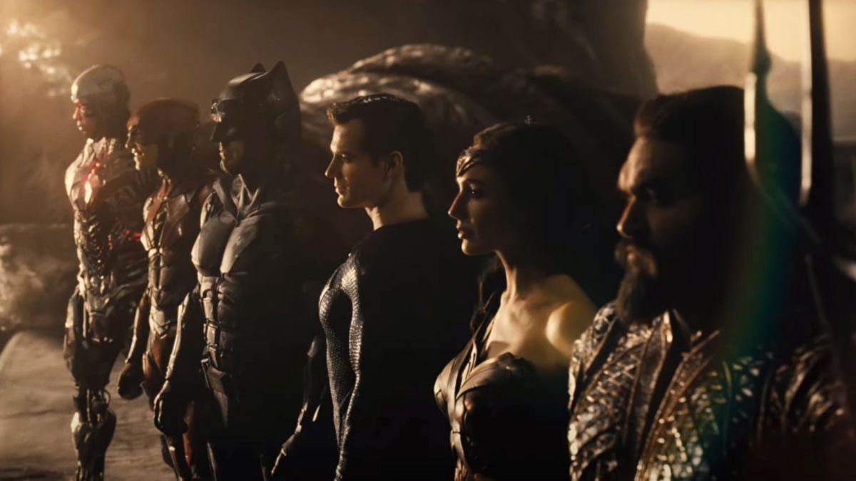 CinemaBlend Is Giving Away Copies Of Zack Snyder's Justice League
