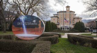 The Broadmoor Hotel is hosting the 35th Space Symposium in Colorado Springs, Colorado, April 8-11, 2019.