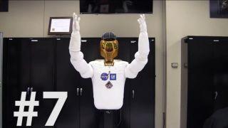 NASA's humanoid robot Robonaut 2