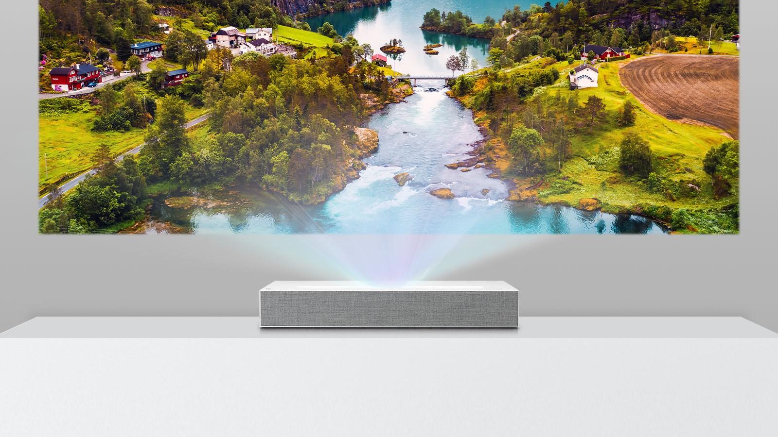LG HU85LA CineBeam Projector