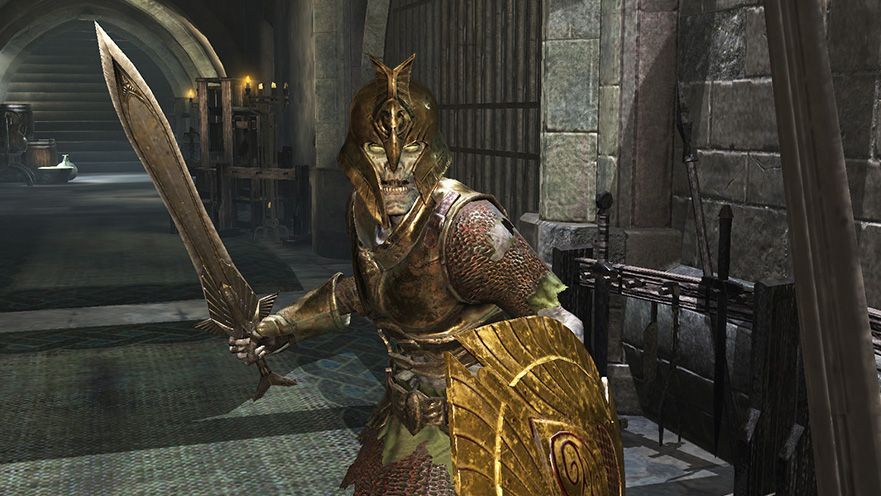 The Elder Scrolls: Blades is available in Early Access starting today