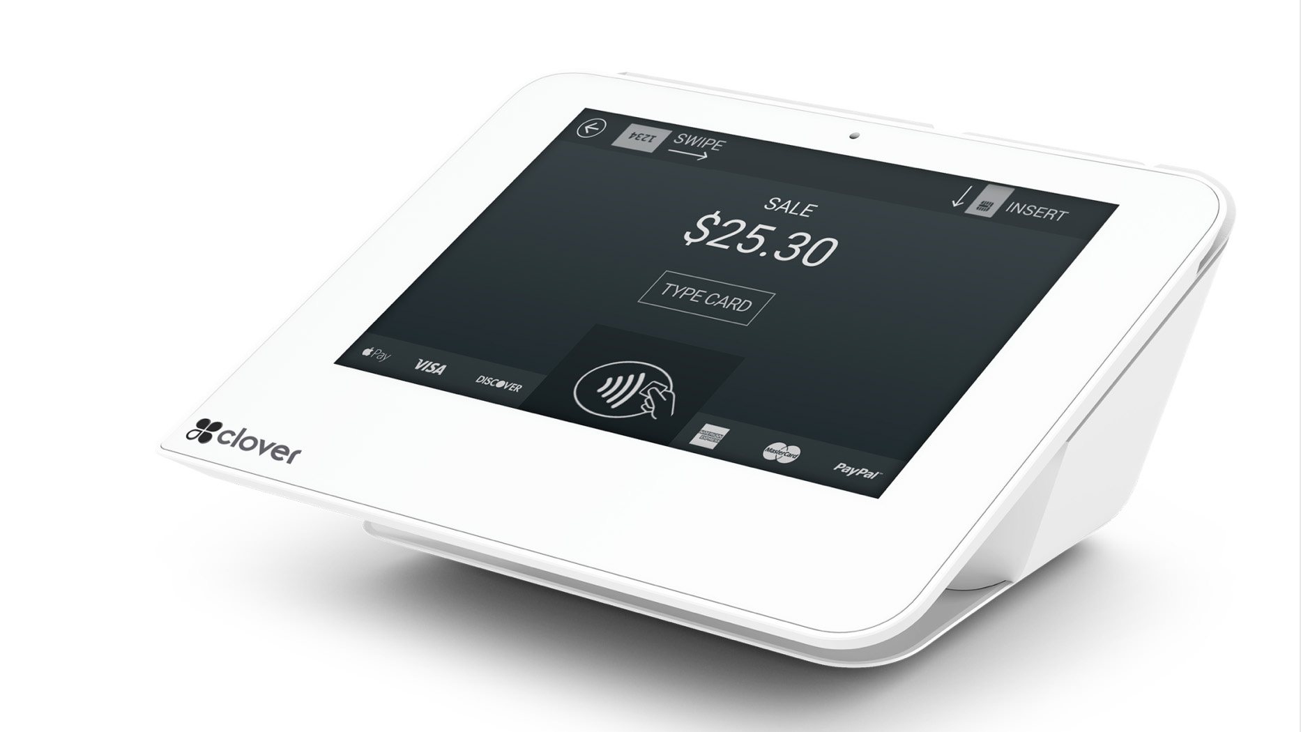 Clover POS gets highly praised for its user-friendly terminals