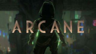 Arcane title card.