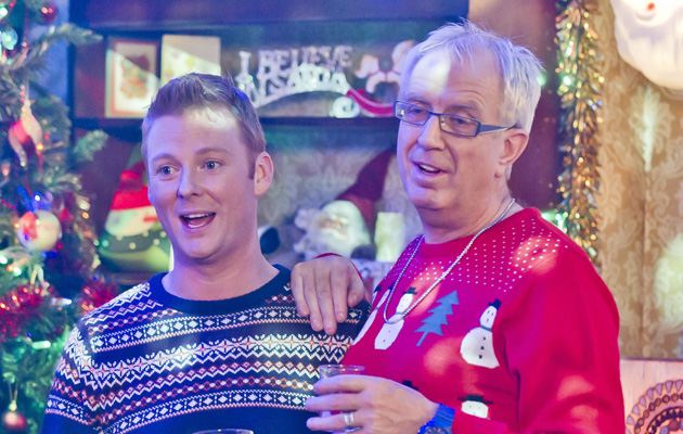 Mrs Brown's Boys Rory Cowan as Rory Brown