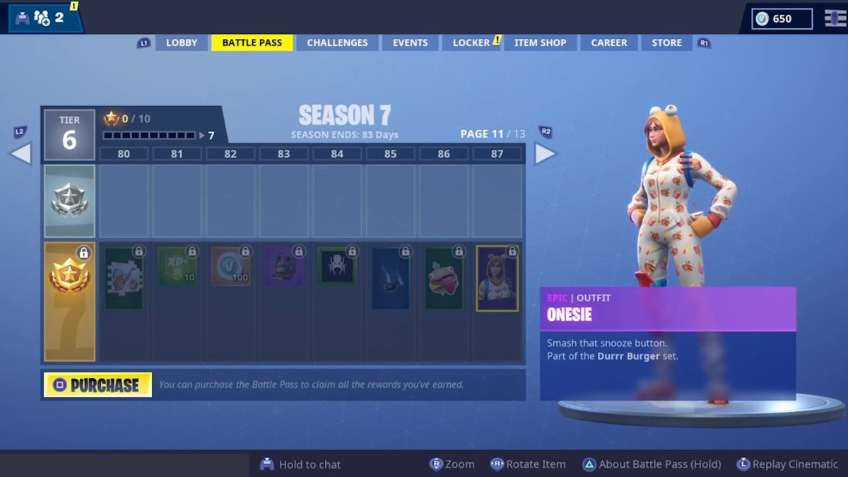 Fortnite Season 7 Skins Pc Gamer