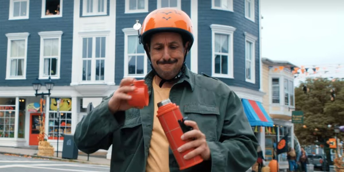 Halloween 2020 References To The Past 7 Classic Adam Sandler References In Netflix's Hubie Halloween
