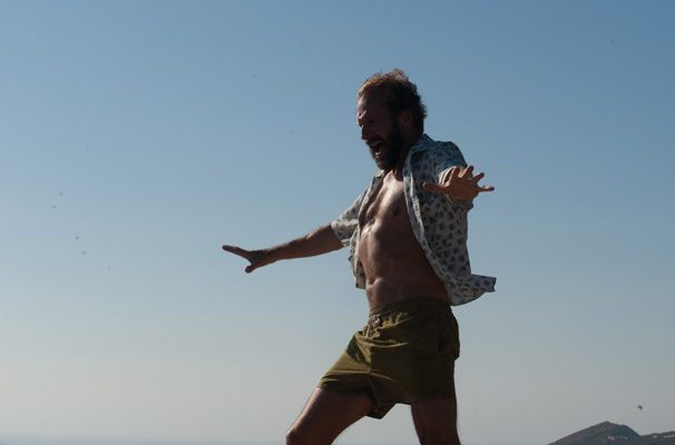 A Bigger Splash Ralph Fiennes