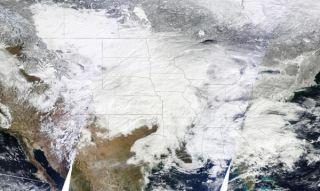 A big winter storm on Jan. 31, 2011.