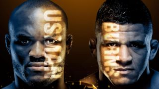 UFC 259 Usman vs. Burns Promotional Banner image