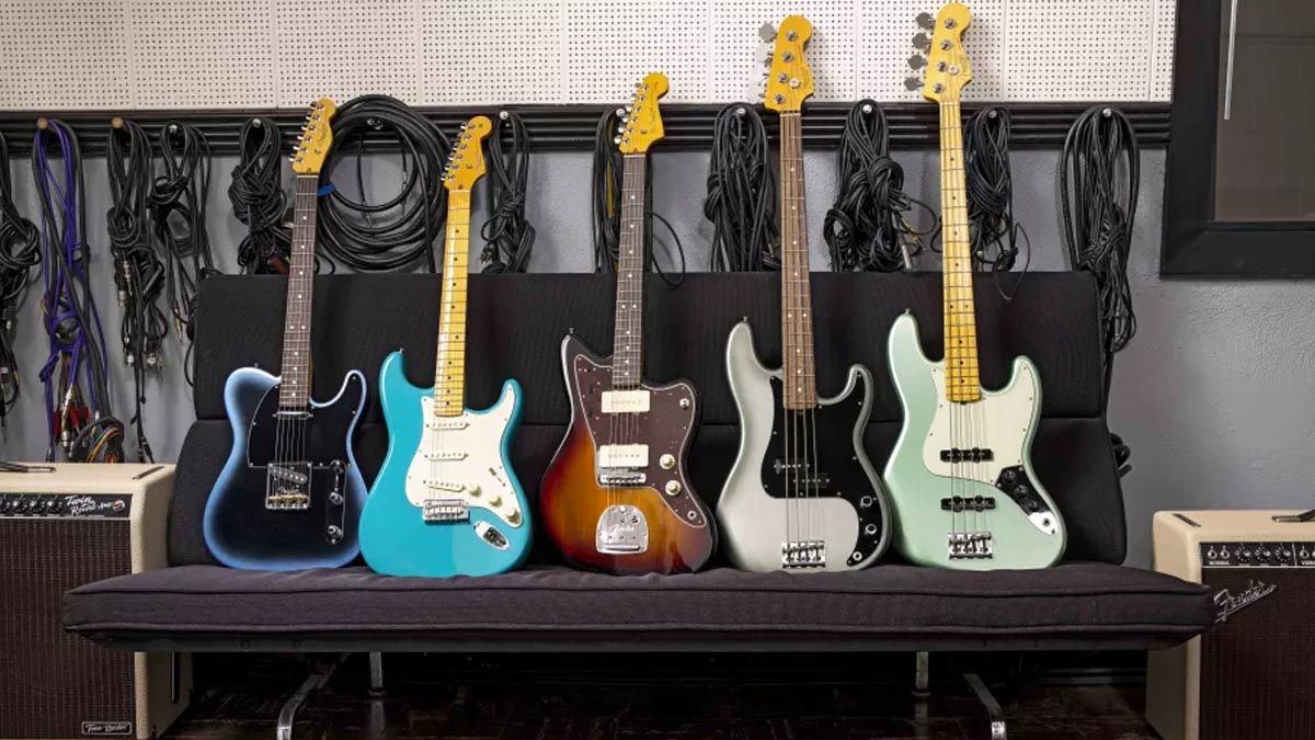 Fender's new interactive online guide offers a personal touch to find the right gear for you