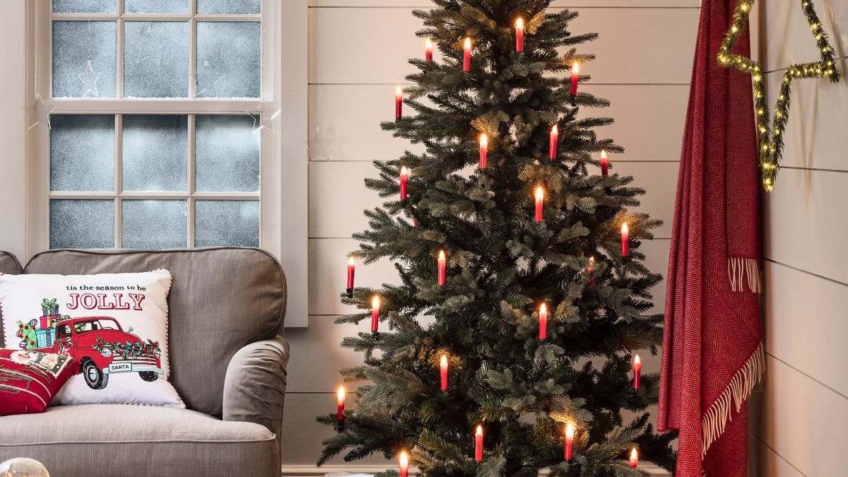 14 Best Christmas Tree Decorating Ideas Real Homes