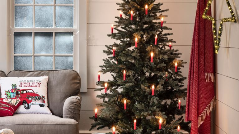 Christmas Tree Decorations Ideas.14 Best Christmas Tree Decorating Ideas Real Homes