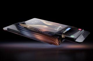 Samsung Galaxy S21 concept