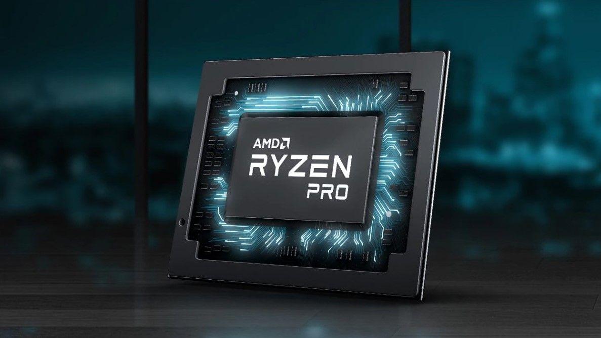 Amd Has New High Performance Mobile Ryzen Pro Processors