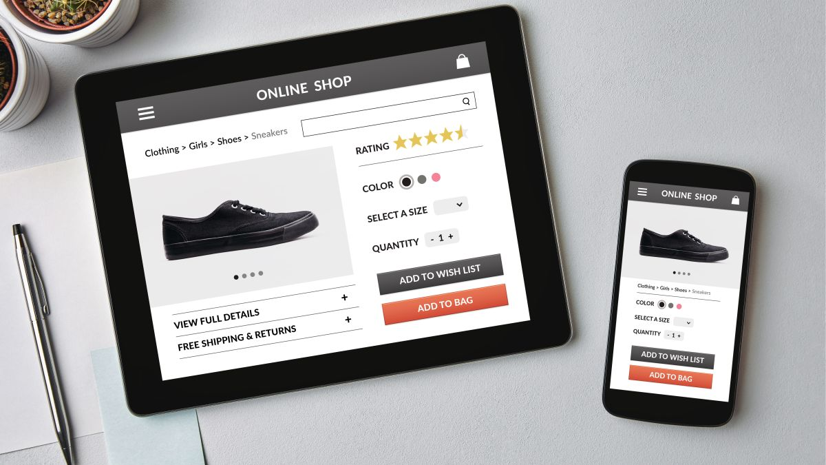 How to build an ecommerce website that ranks above your competitors