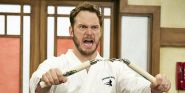 Chris Pratt Is Making A Karate Comedy, So Bring On The Parks And Recreation References