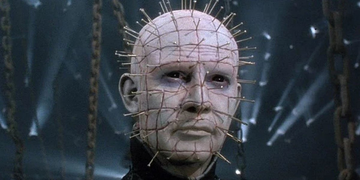 Doug Bradley in Hellraiser