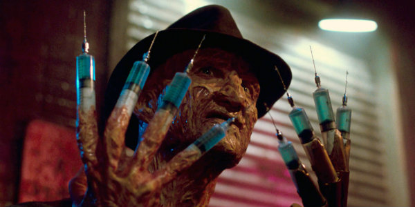 Nightmare on elm street freddy krueger robert englund