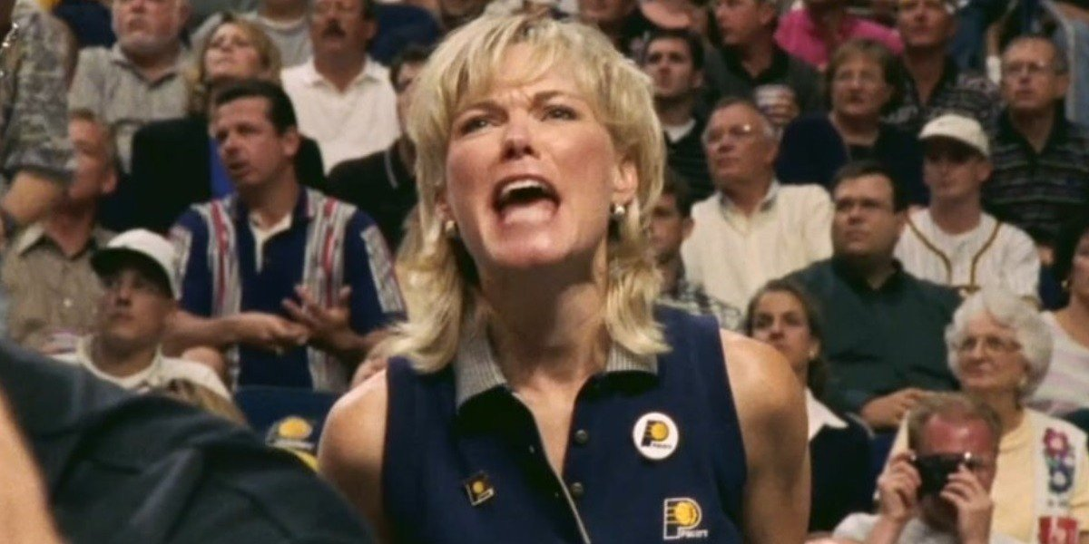 Kathy Martin Harrison on The Last Dance (2020)