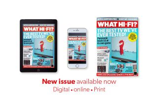 February 2020 issue of What Hi-Fi? on sale now