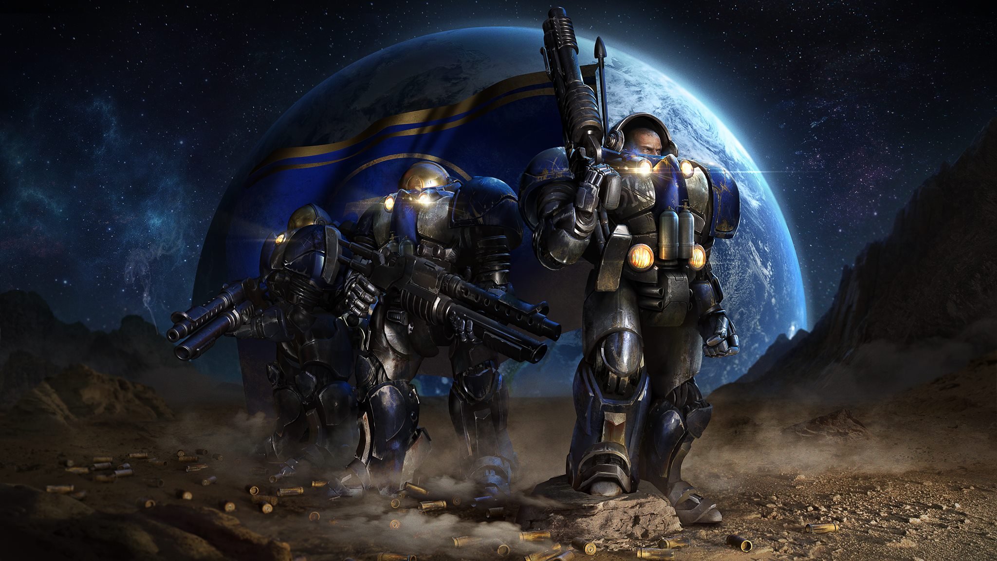 StarCraft: Remastered is a love letter to fans that's