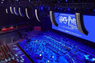 L-ISA Hyperreal Sound used for Adelaide Symphony Orchestra performance of Harry Potter and the Prisoner of Azkaban in Concert Live