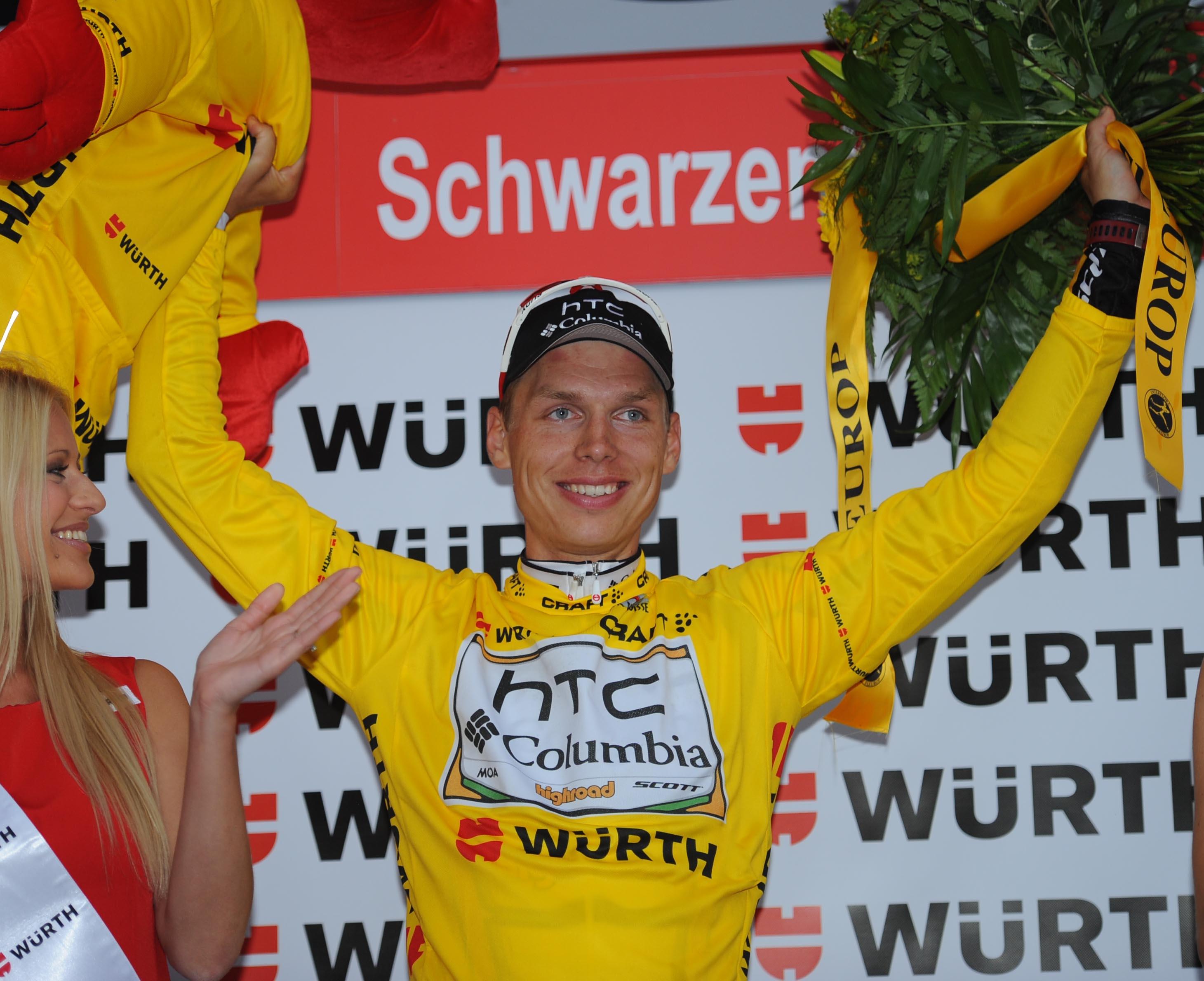 Tony Martin, Tour de Suisse 2010, stage 3