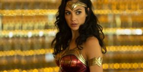 Gal Gadot Reveals When And Why She Cried Watching Wonder Woman 1984