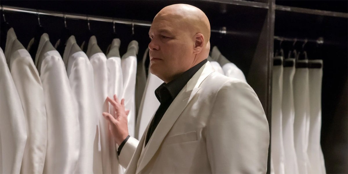 Vincent D'Onofrio as Kingpin in Daredevil