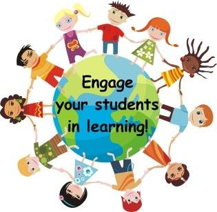 Engaging Students - some thoughts, tips and ideas