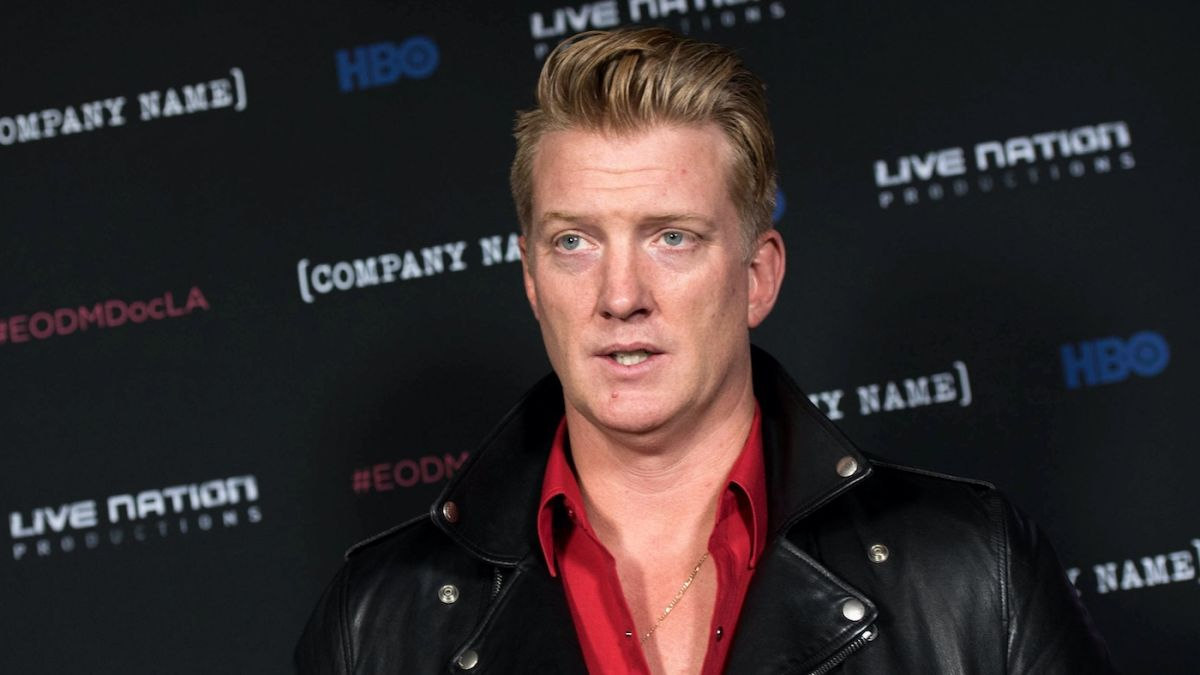 Josh Homme's sons file restraining order against him, accusing Homme of physical and verbal abuse