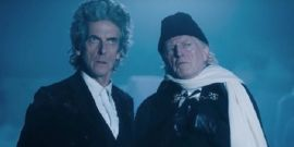 How Doctor Who's Christmas Special Is Like It's A Wonderful Life, According To One Star
