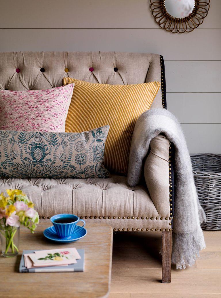 Cushion photo